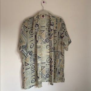 Tops - Vintage blousy shirt